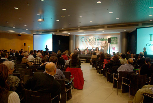 coaching ASESCO participa en el COACH CONGRESS en Barcelona