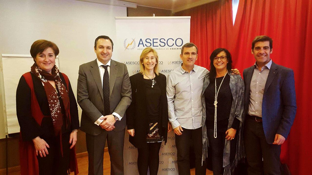 Junta Directiva de la Asociación Española de Coaching