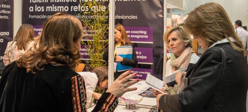 ASESCO acude a la feria EXPOCOACHING en Madrid